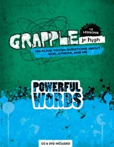 Grapple Jr. High: Powerful Words