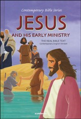 Jesus and His Early Ministry - Slightly Imperfect