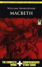 Macbeth Thrift Study Edition