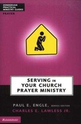 Serving In Your Church Prayer Ministry