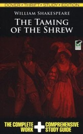 The Taming of the Shrew Thrift Study Edition