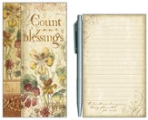 Count Your Blessings Coupon Keeper