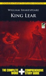 King Lear, Thrift Study Edition