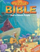 God's Chosen People - The Puzzle Bible  - Slightly Imperfect