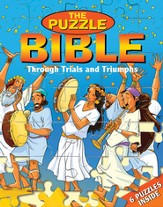 Through Trials and Triumphs - The Puzzle Bible   - Slightly Imperfect