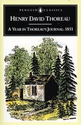 A Year in Thoreau's Journal: 1851 - eBook