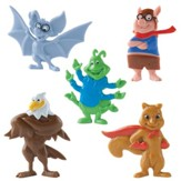 Sky VBS Bible Memory Buddies Set of 5