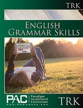 PAC English Grammar Skills Teacher's Resource Kit