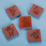 Sky Bible Buddy Stampers, Set of 5