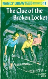 Nancy Drew 11: The Clue of the Broken Locket: The Clue of the Broken Locket - eBook