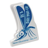 Bugs Pray-er Clips, Package of 10