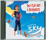Sky Clip Art & Resources CD