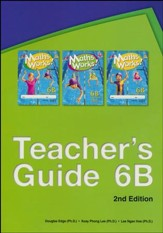 Math Works Teacher's Guide 6B