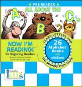 All About the ABC's, Pre-Reader