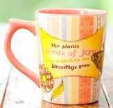 Seeds of Joy Mug