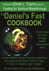 The Daniel's Fast Cookbook