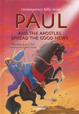 Paul and the Apostles Spread the Good News - Slightly Imperfect