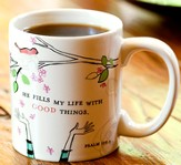 Outstretched Arms Mug