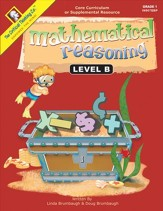 Mathematical Reasoning, Level B, Grade 1