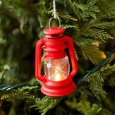 I Am the Light of the World Lantern Ornament