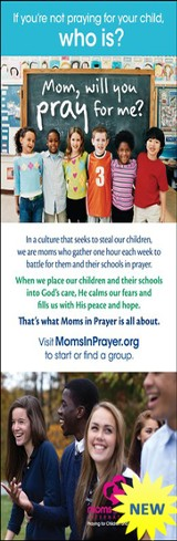 Moms in Prayer Ministry Prayer Card, 25 Pack