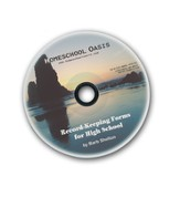 Homeschool Oasis Record-Keeping Forms for High School CD-Rom