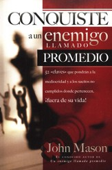 Conquiste al Enemigo Llamado Promedio (Conquering an Enemy Called Average) - eBook
