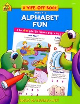 Alphabet Fun, Ages 4-6