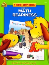Math Readiness, Ages 5-6