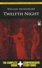 Twelfth Night, Thrift Study Edition
