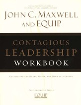 Contagious Leadership Workbook: The EQUIP Leadership Series - eBook