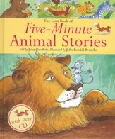 The Lion Book of Five-Minute Animal Stories with CD