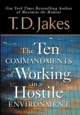 Ten Commandments of Working in a Hostile Environment - eBook
