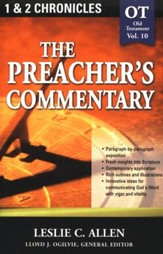 The Preacher's Commentary Vol 10: 1,2 Chronicles