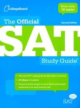 Official SAT Study Guide, 2nd Edition