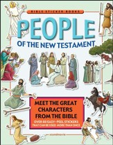 People of the New Testament - Sticker Book