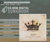 Name Above All Names (Digital Songbook)