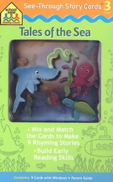 Tales of the Sea, See-Through Story Cards