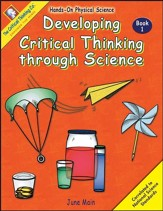 Developing Critical Thinking Through Science, Book 1
