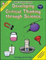 Developing Critical Thinking through Science, Bk. 2