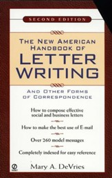 The New American Handbook of Letter Writing: Second Edition - eBook