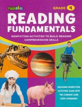Reading Fundamentals: Nonfiction Activities to Build Reading Comprehension Skills, Grade 4