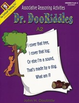 Dr. Dooriddles PreK-2, Book A2
