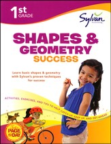 1st Grade - Shapes & Geometry Success (Sylvan Workbooks)