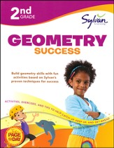 2nd Grade - Geometry Success (Sylvan Workbooks)