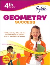 4th Grade - Geometry Success (Sylvan Workbooks)