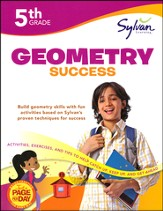 5th Grade - Geometry Success (Sylvan Workbooks)