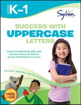 Success with Uppercase Letters: Grades K-1 (Sylvan Workbooks)