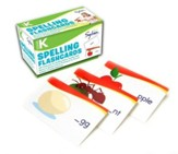 Spelling Flashcards - Kindergarten