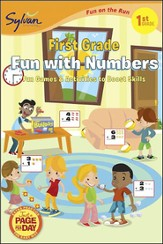 First Grade Fun with Numbers - Fun on the Run Math